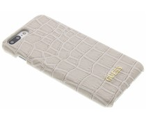 Guess Crocodile hardcase hoesje iPhone 8 Plus / 7 Plus
