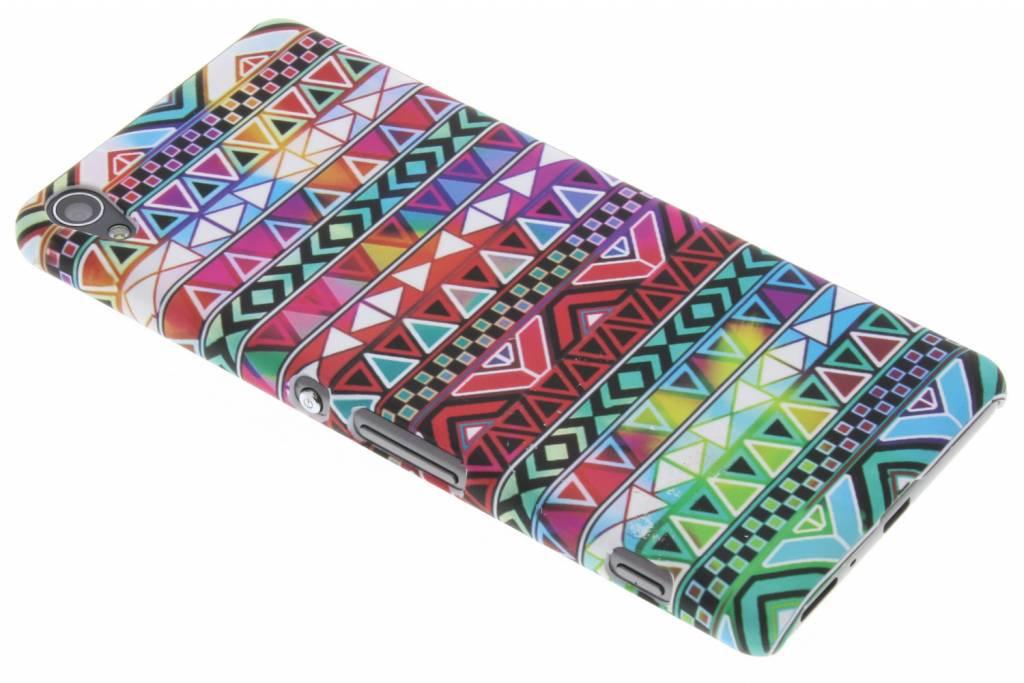 Aztec design hardcase hoesje voor de Sony Xperia XA