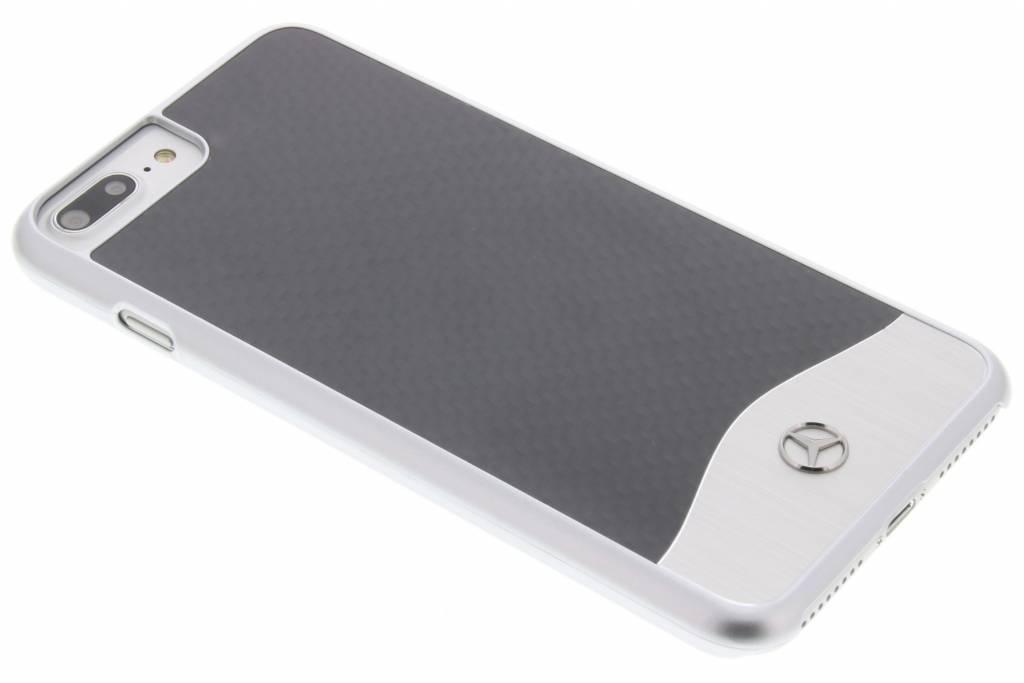 Mercedes-Benz Carbon Fiber Hard Case voor de iPhone 7 Plus - Zwart