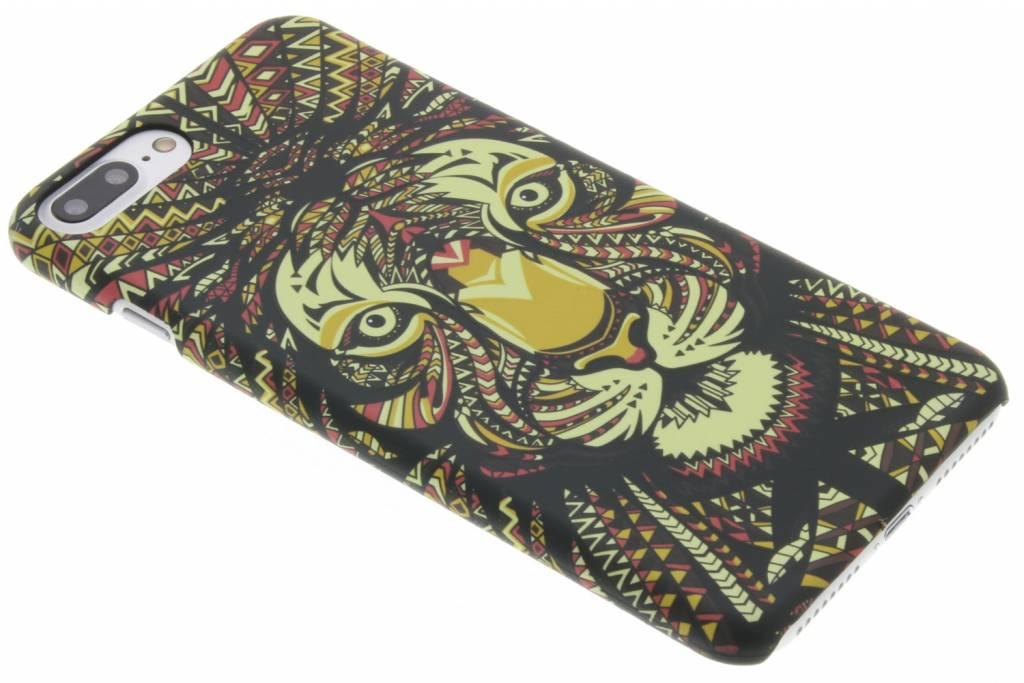 Tijger aztec animal design voor de iPhone 7 Plus