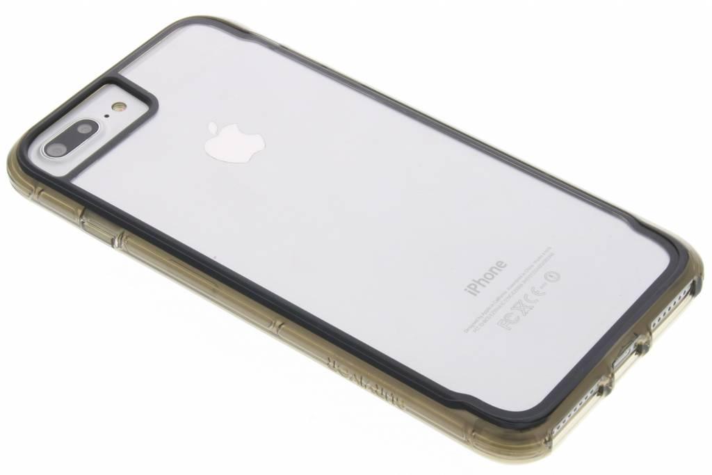 Griffin Survivor Clear Case voor de iPhone 7 Plus / 6s Plus / 6 Plus - Zwart