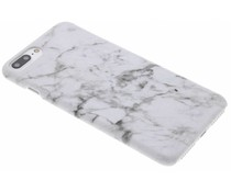 Marmer hardcase hoesje iPhone 7 Plus