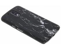 Marmer look hardcase hoesje Motorola Moto G4 (Plus)