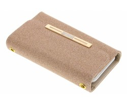 Blingbling booktype portemonnee iPhone 8 Plus / 7 Plus
