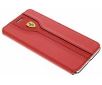 Ferrari Fiorano Booktype Case iPhone 7 Plus - Rood
