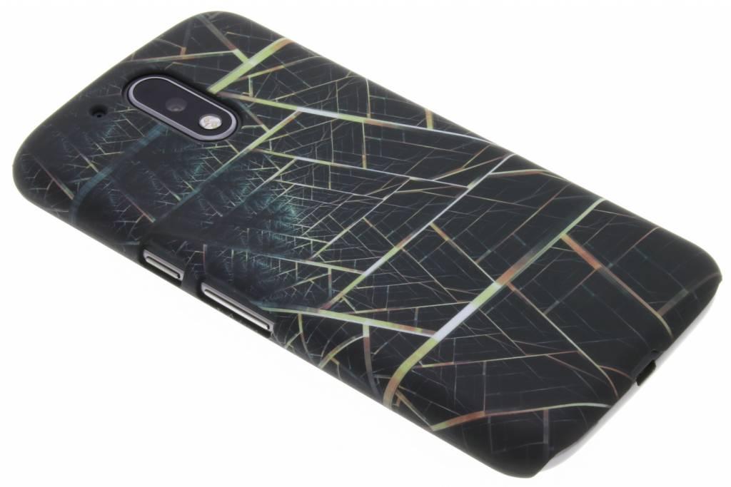 Grafisch design hardcase hoesje voor de Motorola Moto G4 (Plus)