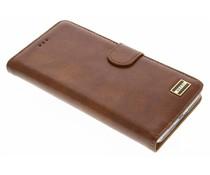 Vetti Craft Booktype iPhone 7 Plus - Bruin