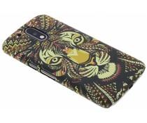 Aztec animal design Motorola Moto G4 (Plus)