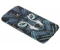 Aztec animal design Motorola Moto G4 (Plus)