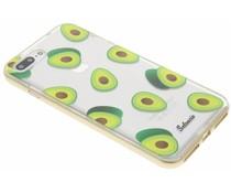 Selencia Foodies TPU hoesje iPhone 7 Plus