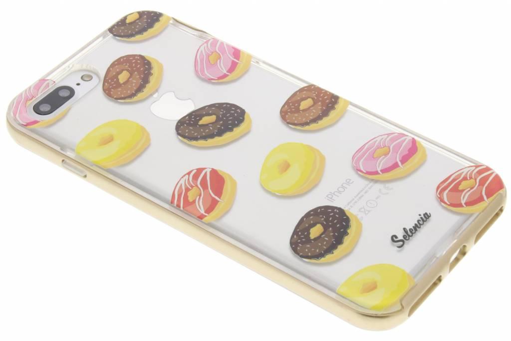 Selencia Foodies Donut TPU hoesje voor de iPhone 7 Plus