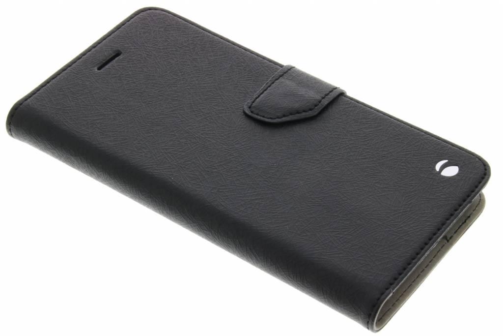 Krusell Borås FolioWallet voor de iPhone 7 Plus - Zwart