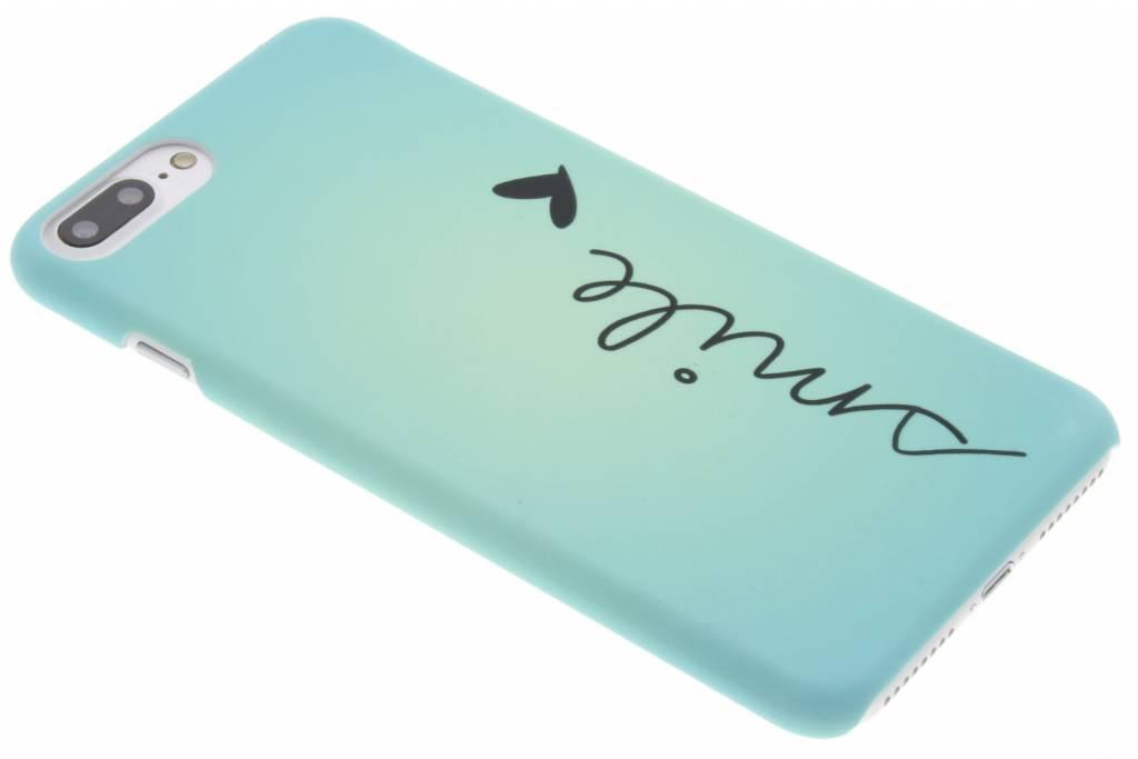 Smile design hardcase hoesje voor de iPhone 7 Plus