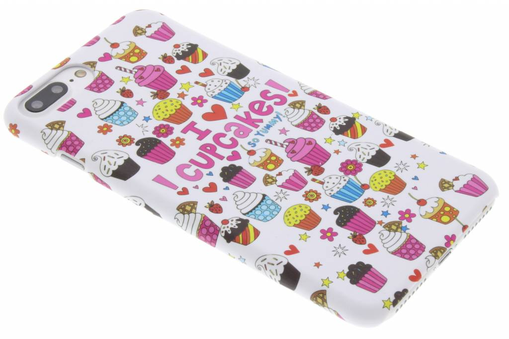 Cupcakes design hardcase hoesje voor de iPhone 7 Plus