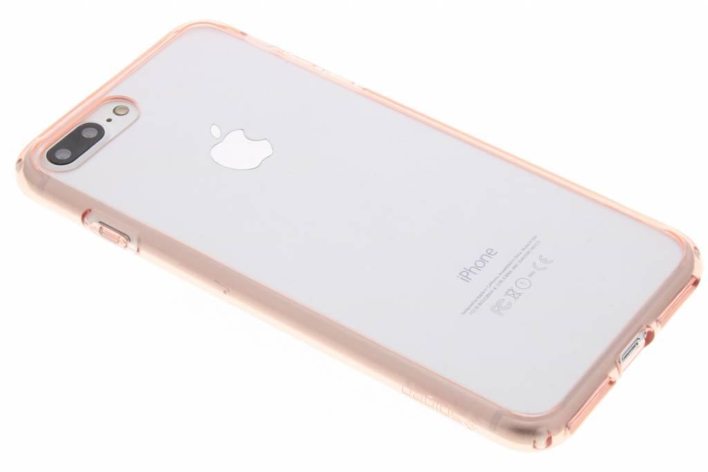 Spigen Ultra Hybrid Case voor de iPhone 7 Plus - Roze Crystal