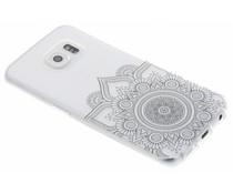 Mandala design TPU hoesje Samsung Galaxy S6 Edge