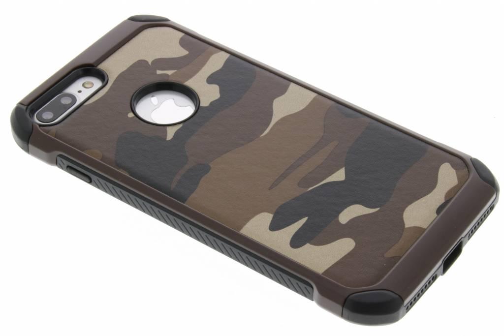 Bruin army defender hardcase hoesje voor de iPhone 8 Plus / 7 Plus