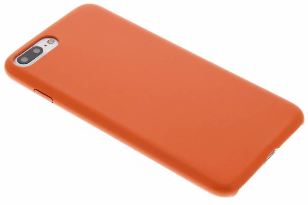 Oranje Effen TPU case voor de iPhone 7 Plus