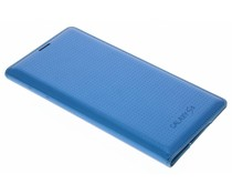 Samsung Originele Flip Wallet Galaxy S5 (Plus) / Neo - Blauw