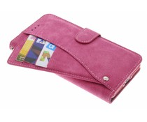 Roze Comfort Booklet iPhone 7 Plus