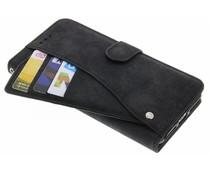 Zwart Comfort Booklet iPhone 8 Plus / 7 Plus