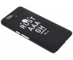 Rustaaagh No 4 hardcase hoesje Huawei Nexus 6P