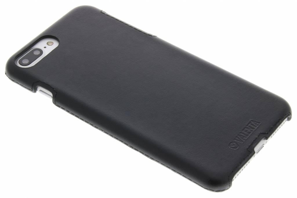 Valenta Back Cover Classic voor de iPhone 8 Plus / 7 Plus - Zwart