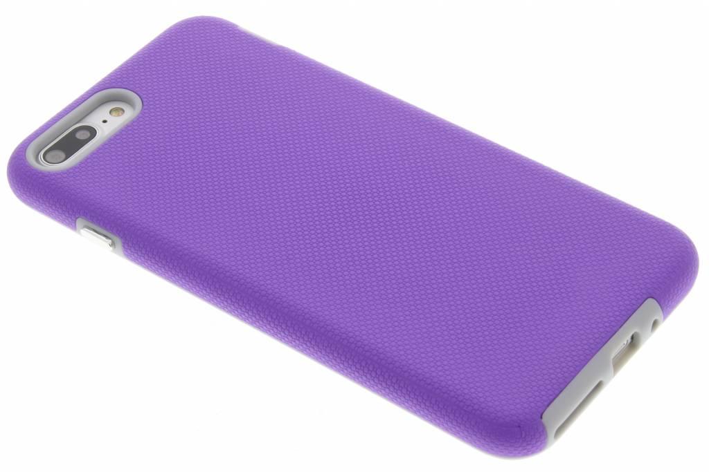 Paarse rugged case voor de iPhone 7 Plus