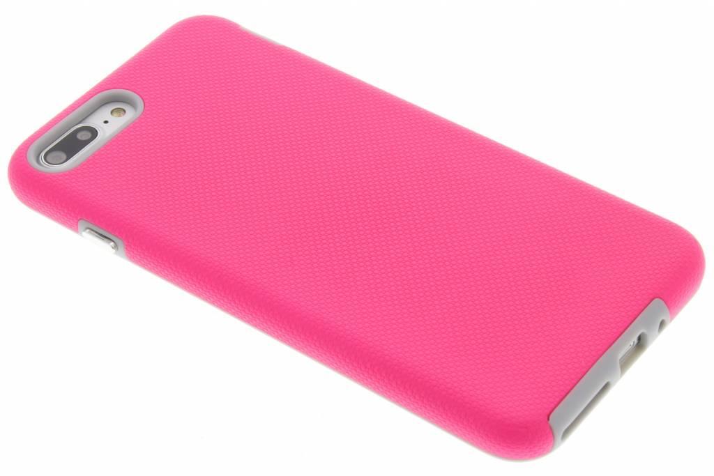 Roze rugged case voor de iPhone 8 Plus / 7 Plus
