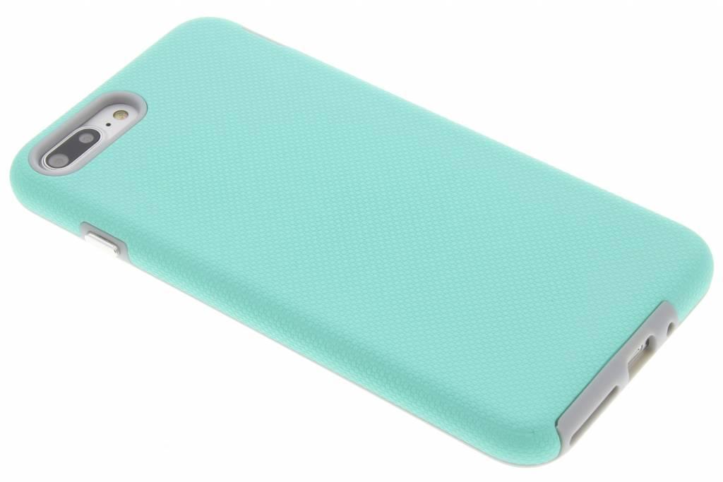 Mintgroene rugged case voor de iPhone 8 Plus / 7 Plus