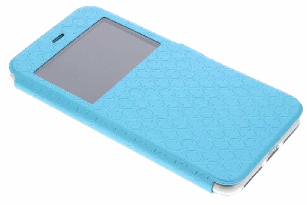 Blauw Rhombus hoesje voor de iPhone 7 Plus
