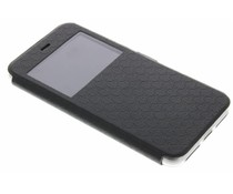 Zwart Rhombus hoesje iPhone 7 Plus