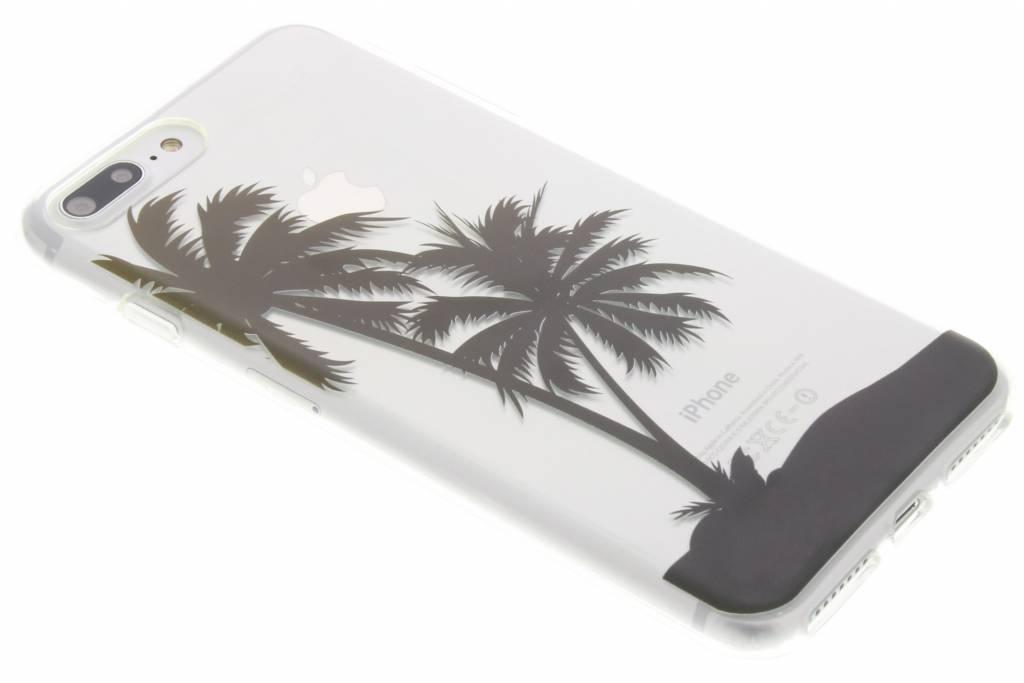 Palmtree Summer TPU siliconen hoesje voor de iPhone 7 Plus