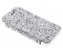 Fonex Glitter glam booktype hoes iPhone 5 / 5s / SE