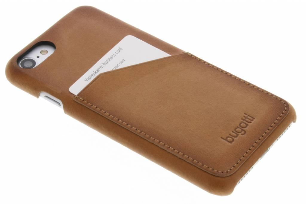 Bugatti Londra Snap Case voor de iPhone 8 / 7 - Cognac