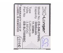 3000 mAh batterij Samsung Galaxy J7