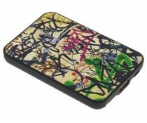 Smartoools Graffiti powerbank 5000 mAh  - 2,1 ampère
