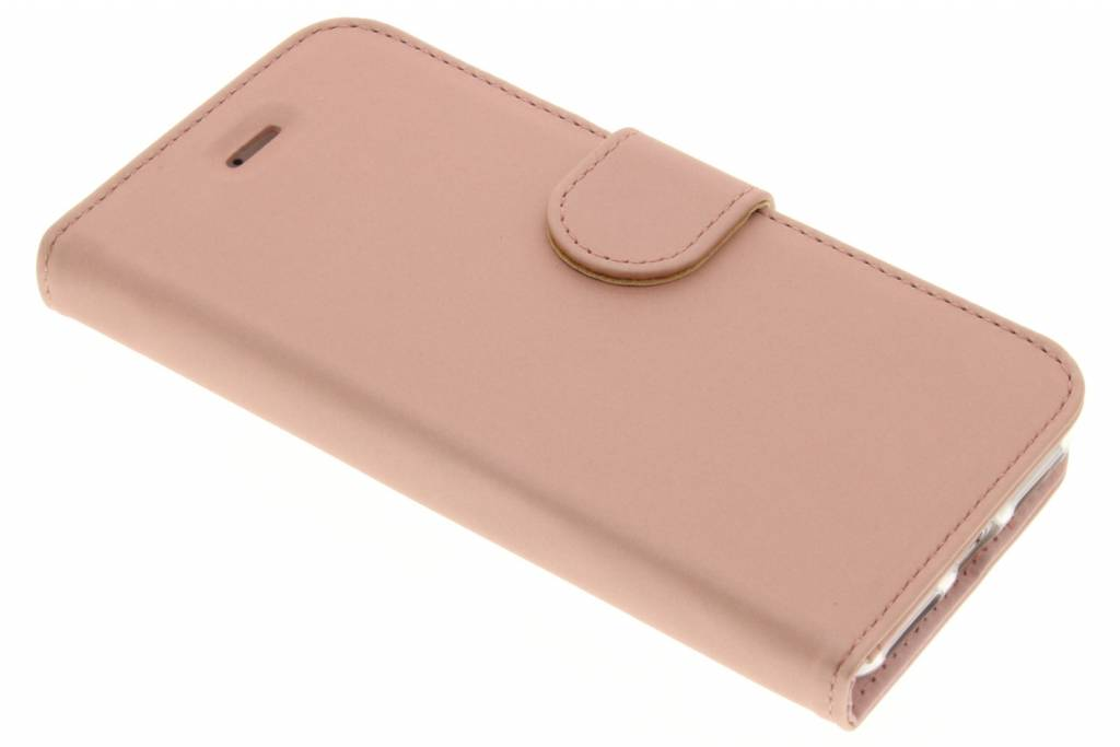 Accezz Wallet TPU Booklet voor de iPhone 8 / 7 - Rose Gold