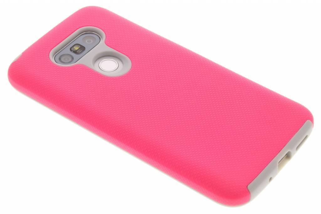 Accezz Xtreme Cover voor de LG G5 (SE) - Roze