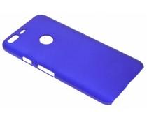 Blauw effen hardcase hoesje Google Pixel