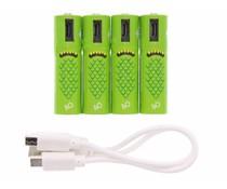 Smartoools Microbatt oplaadbare batterijen - AA