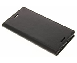 Zwart zakelijke booktype hoes Sony Xperia XZ / XZs