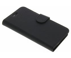 Accezz Wallet TPU Booklet Acer Liquid Zest (4G) - Zwart