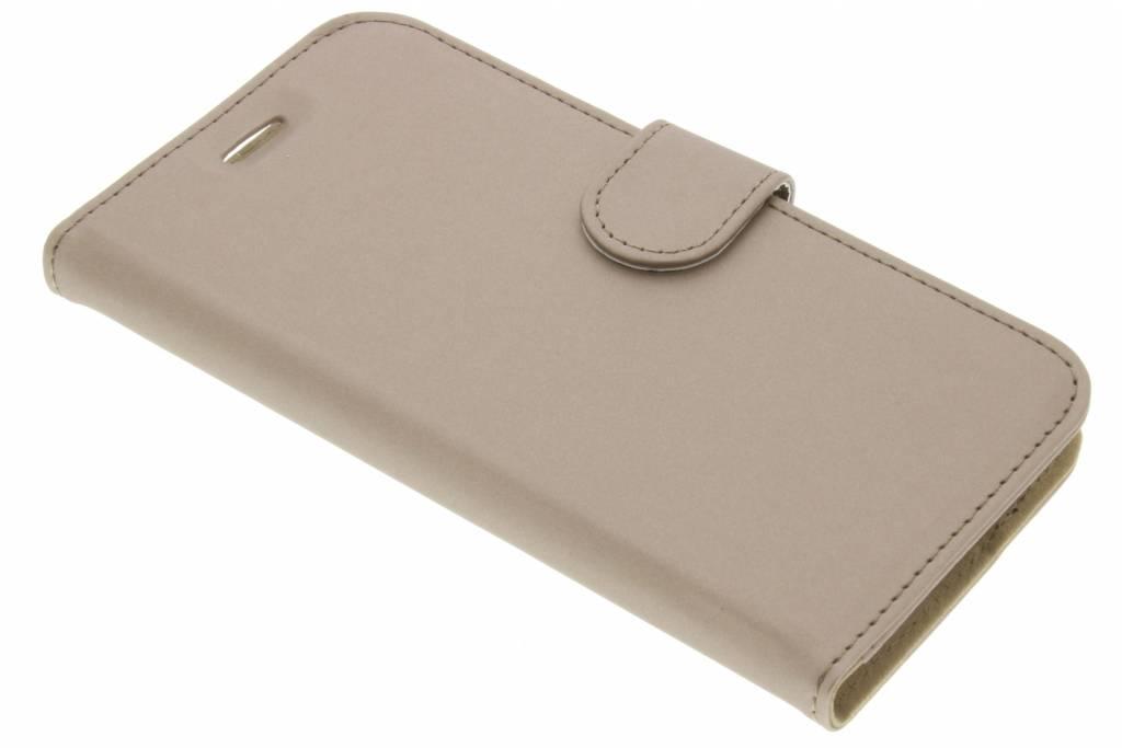 Accezz Wallet TPU Booklet voor de LG G5 (SE) - Goud