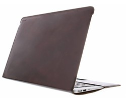 Melkco Easy-Fit Genuine Leather Cover MacBook Air 11.6 inch