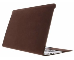 Melkco Easy-Fit Leather Cover MacBook Air 13.3 inch