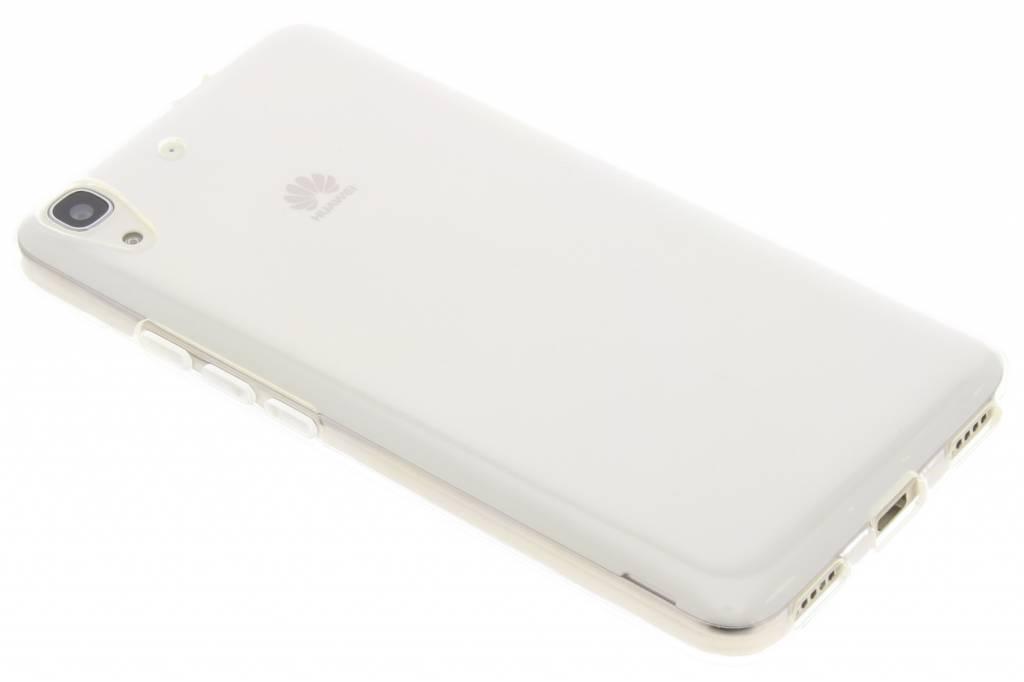 Cas De Gel Transparent Pour Huawei Y6 2 O33SS3