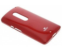 Mercury Goospery Jelly case Motorola Moto X Play