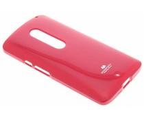 Mercury Goospery Jelly case Motorola Moto X Play
