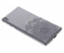 Mandala design TPU hoesje Sony Xperia E5